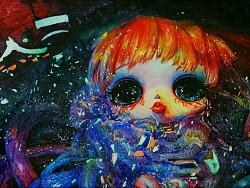 水彩娃娃习作
