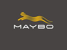 MAYBO 麦豹旅游文化集团LOGO设计
