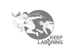KEEP LABORING (保持劳动)