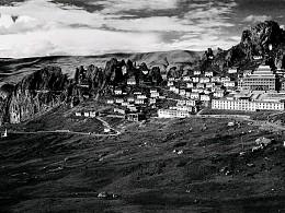 西藏大画幅69胶片二