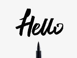 Lettering/字体(一)