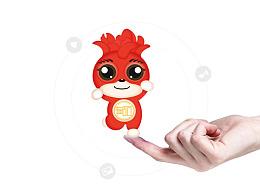 2016黄石青年志愿服务吉祥物设计
