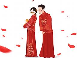 她们的婚礼