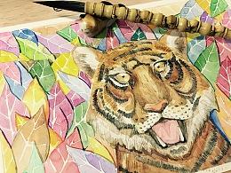 林深系列—虎