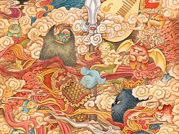四大名猫天王