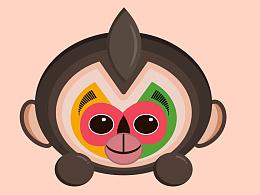 2016春晚吉祥物    猴子