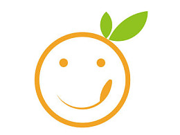健康餐饮logo