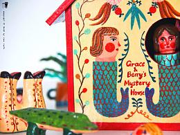 Two Teeth 一号作品 Grace&Berry's Mystery House
