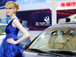 阿宝带你看2011车展——之精选美女车模系列