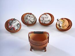 八仙九猫之猫团子