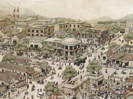 《那些年,那座城》#中央美术学院#