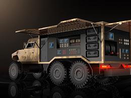 军工运输车