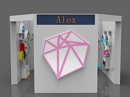 个人产品展厅设计