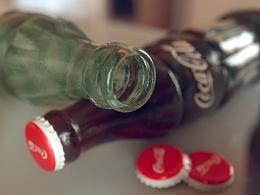 可口可乐静帧渲染
