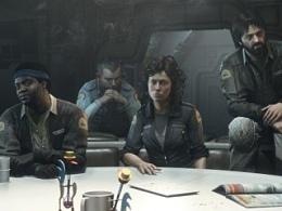 给世嘉游戏Alien: Isolation做的一组游戏角色