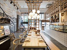 众舍 | zones 「湖北省武汉市汉街 · 美自在烘焙餐厅」