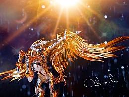【光绘摄影】圣衣神话