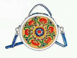 包袋设计 哈萨克族 民族风