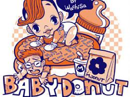 2012年报章连载的儿童漫画Donut Comics分享(三)