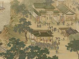 深圳宝安区博物馆长卷