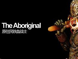 作品 | The Aboriginal(暗夜之狼私人涂装定制作品)