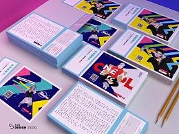 印刷卡片设计——(01)