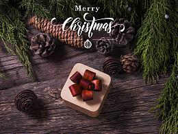 《恒家之造》 创意纯手工木质戒指盒 圣诞戒指盒