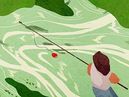 学校实践课题《行舟绿水前》