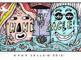 Hankzacle &Save Nature