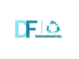 海产品国际贸易公司标志设计