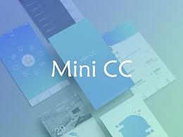 Mini CC界面设计展示