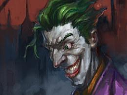 joker~Whysoserious~?!