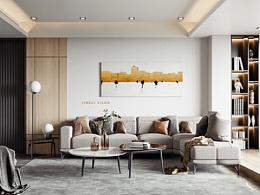 现代·简约客厅