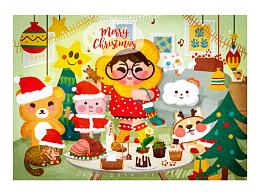 圣诞快乐🎅