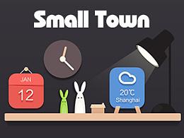samll town