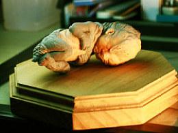 究極model studio原創系列「異產室」-嬰兒蛹