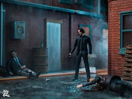 「玩具摄影」杀神的后街大战