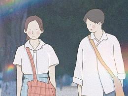 岩井俊二电影海报