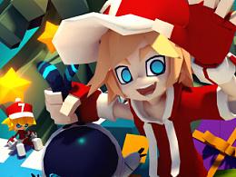 【凹凸世界】圣诞版