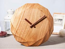 【一宅一朴】—原木挂钟系列