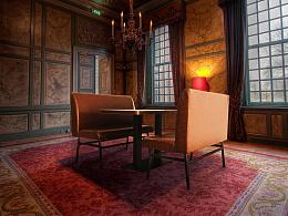 详情-桌椅组合-中式桌椅