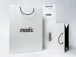 MODUL品牌LOGO设计-小设鬼作品