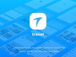 Travel-APP(旅游分享)