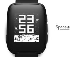 表盘设计《Space》