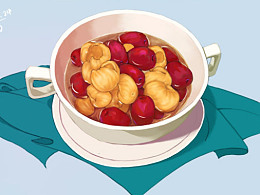 食物小插图