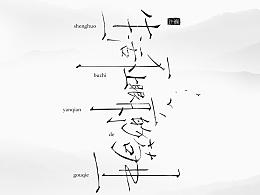 许巍字体海报2.0