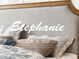 美式家具新品详情页