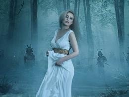 森林女王(合成)