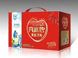 郑州果蔬饮料包装设计
