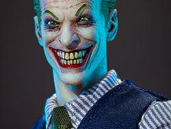 玩具摄影:MEZCO TOYZ 小丑